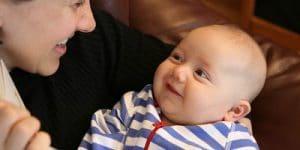 colique bébé allaité